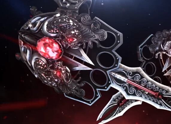 新近战英雄武器麒麟刺CG展示视频