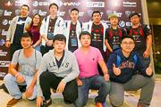 CFS马尼拉国外玩家与中国合影