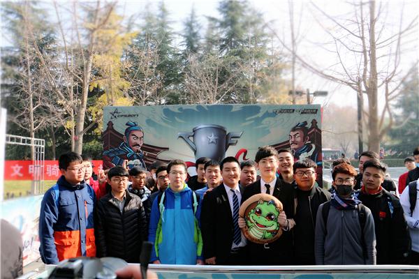 龙珠CFS明星解说见面会圆满落幕,众粉丝携手解说为中国电竞加油