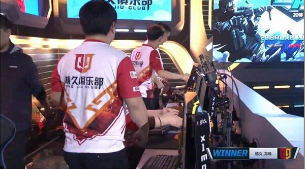 CFPLS12半决赛:情久完胜汉宫,多人化身超级英雄