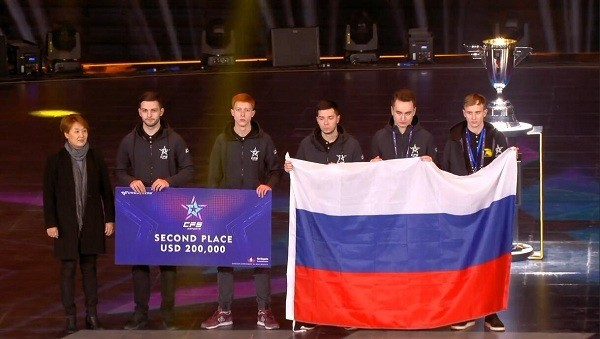 CFS2018世界总决赛 外国队伍飞速进步