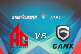 AllGamers vs. GANK - StarSeries China Final