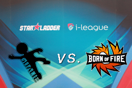 Goalie vs. BOF - StarSeries China Final