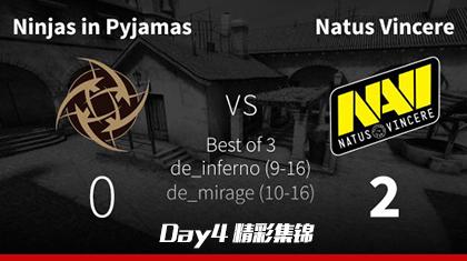 MLG哥伦布Day4:NiP vs Na^Vi精彩集锦