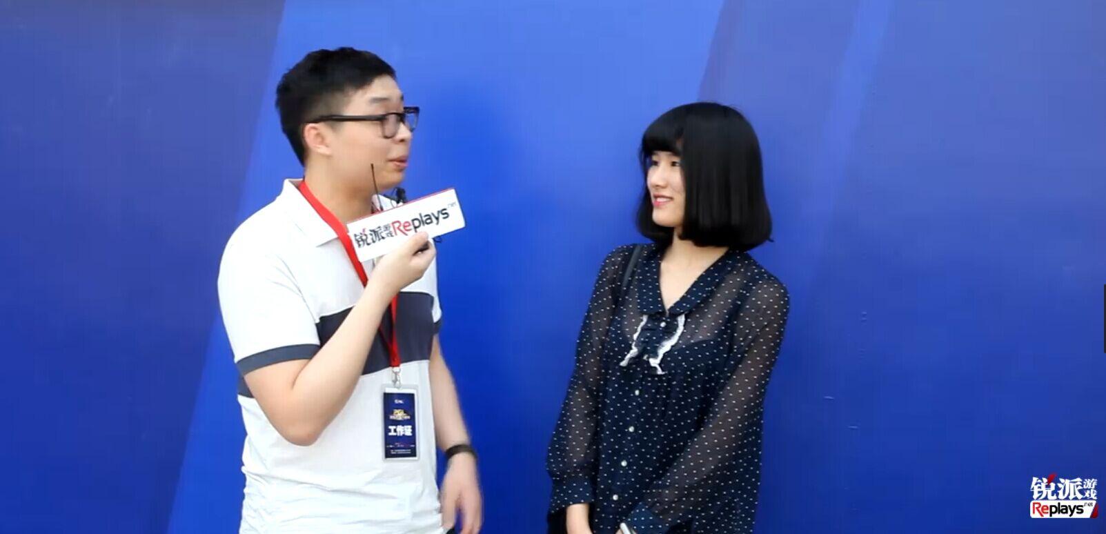 锐派CS-GO频道PGL春季赛现场采访-观众