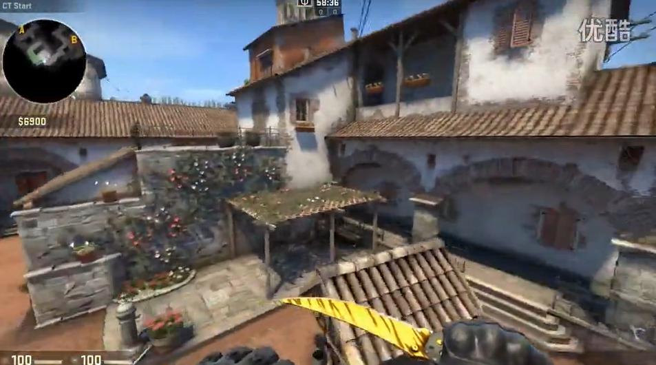 CS:GO 重制版Inferno即将上线