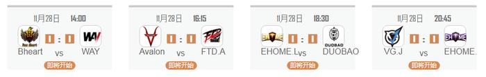 DPL次级联赛S2第九周 VG.J能否捍卫头名?