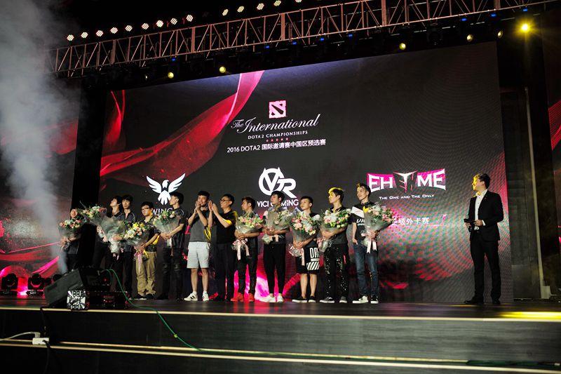2016国际邀请赛中国区预选赛完美落幕