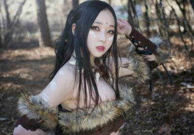 我将指引您通往胜利 性感的丛林小野猫奈德丽