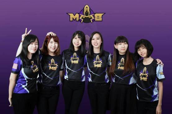 马来西亚电竞俱乐部M8成立女子OW战队