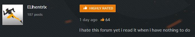 有趣的非主流观点!数百玩家吐露真心话