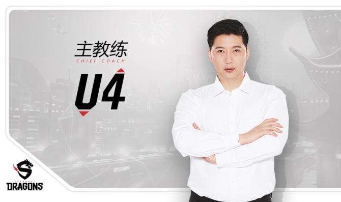 上海龙之队教练U4:第一赛季力争四强