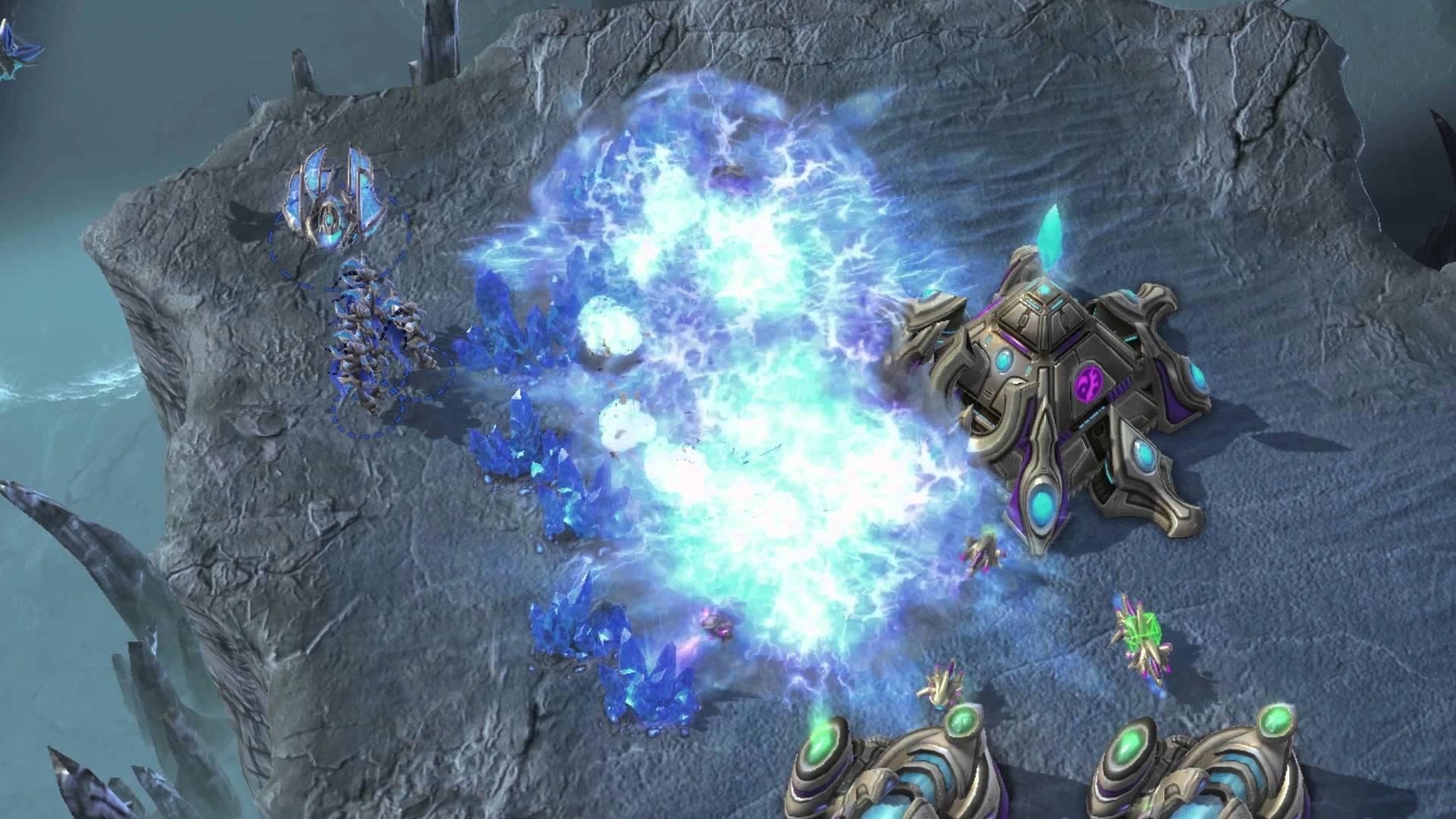 星际小科普#9:神族闪电兵——高阶圣堂武士