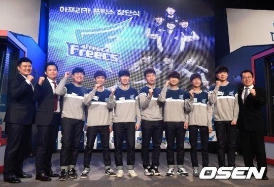 Afreeca星际2分部解散 韩国职业队仅剩JinAir