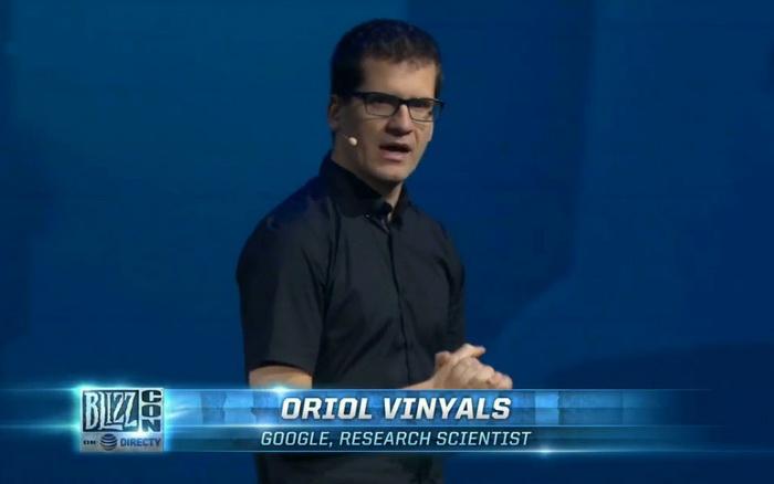 星际2改变世界!暴雪与谷歌公布未来人工智能计划