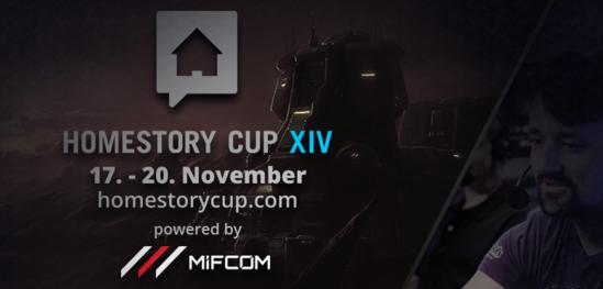 星际2:HomeStory CupXIV宅男杯比分对阵