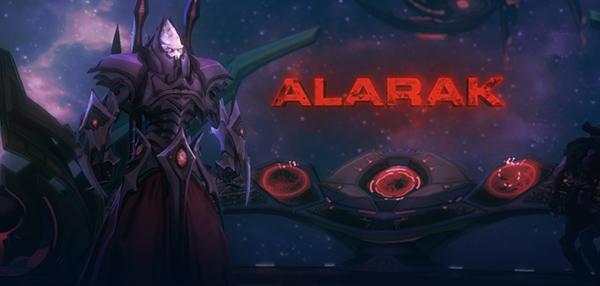 合作任务新指挥官:阿拉纳克