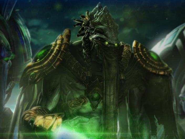 """星际小科普#9:""""隐刀""""黑暗圣堂武士"""