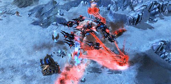 《星际2》3.6版本上线 阿拉纳克加入合作任务模式