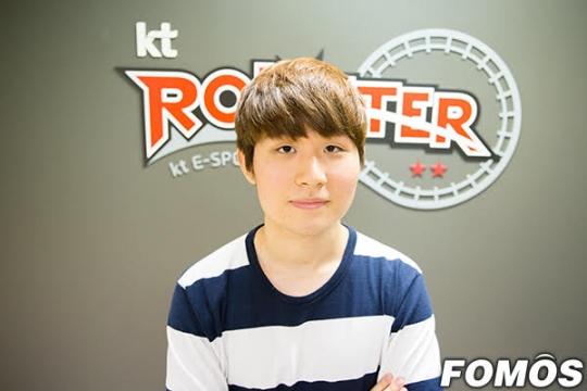 TY专访(上):加入KT前的故事 受父亲影响打职业