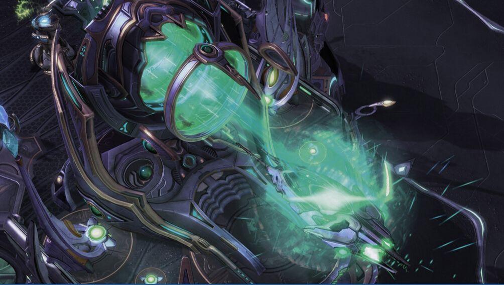 星际争霸2:虚空之遗 战役 残酷难度 禁绝神兵