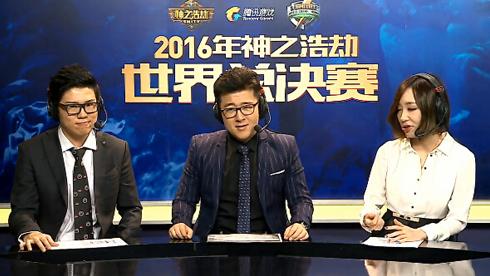 Fnatic vs QG 小组赛 2016神之浩劫世界总决赛