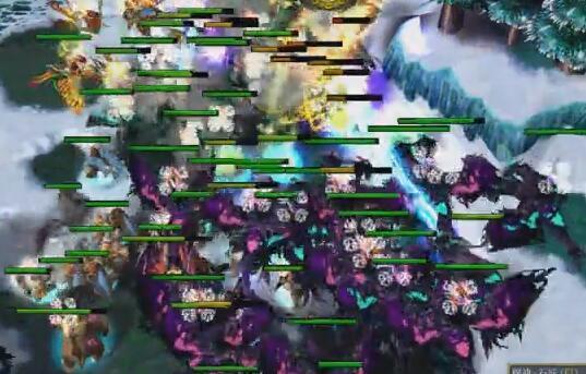 [视频] Team FFA Infi第一视角,被欧洲NE大神横扫