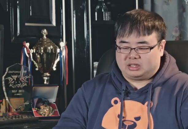 [视频] 运动侠约谈TeD,从奶茶老板到WCG冠军