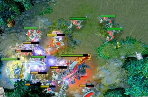 [视频] 大帝解说:超囧围杀,魔兽史上最强闪电盾