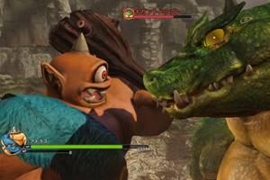 超巨大怪兽可操作勇者斗恶龙英雄2敌军情报