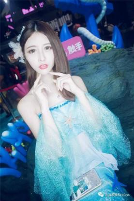 2017CJ 触手直播showgirl