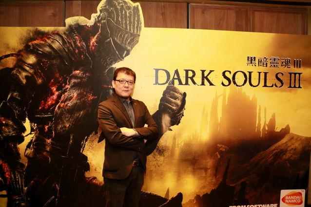 宫崎英高出席《黑暗之魂3》记者会 未公布作品开发 ...