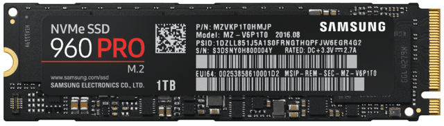 三星960系列固态硬盘让你快人一步!