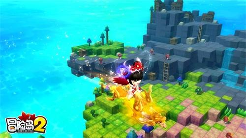 《冒险岛2》内测新版登场资格增发!