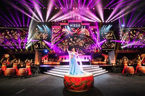 WESG2017中国总决赛今日开赛 多元文化交融共生