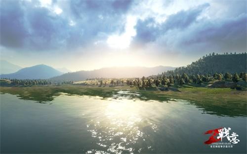 中国山河风景微信头像