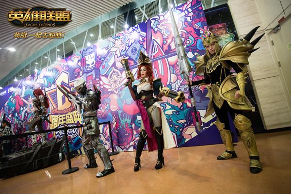 英雄联盟7周年玩家创作大赛正式开启