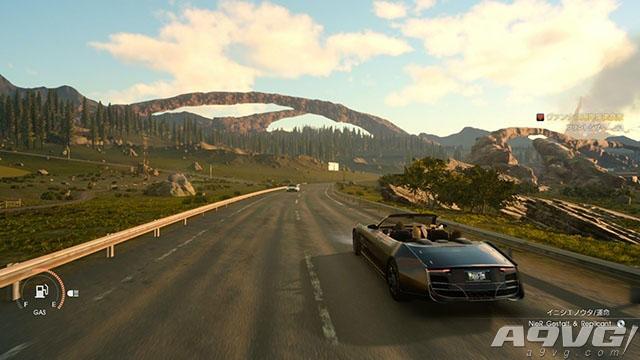 《最终幻想15》更新 加入PS4 Pro 60帧支持和《尼尔》音乐