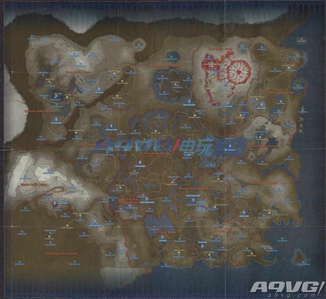 《塞尔达传说 荒野之息》全迷宫视频攻略 120个神祠谜题视频攻略图片