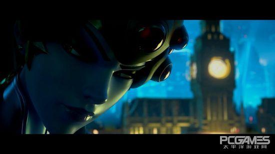 猎空vs黑百合《守望先锋》公布动画第二集