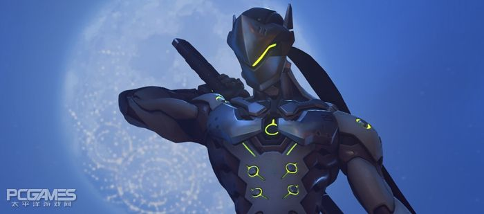 游戏攻略 《守望先锋》新英雄源氏暴雪嘉年华试玩视频    作为岛田