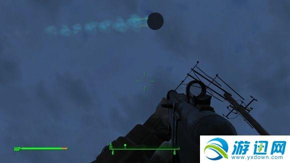 辐射4 UFO外星飞船落点位置分享及视频介绍