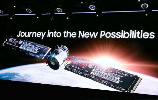 3200MB/S 三星SSD新品为速度而生