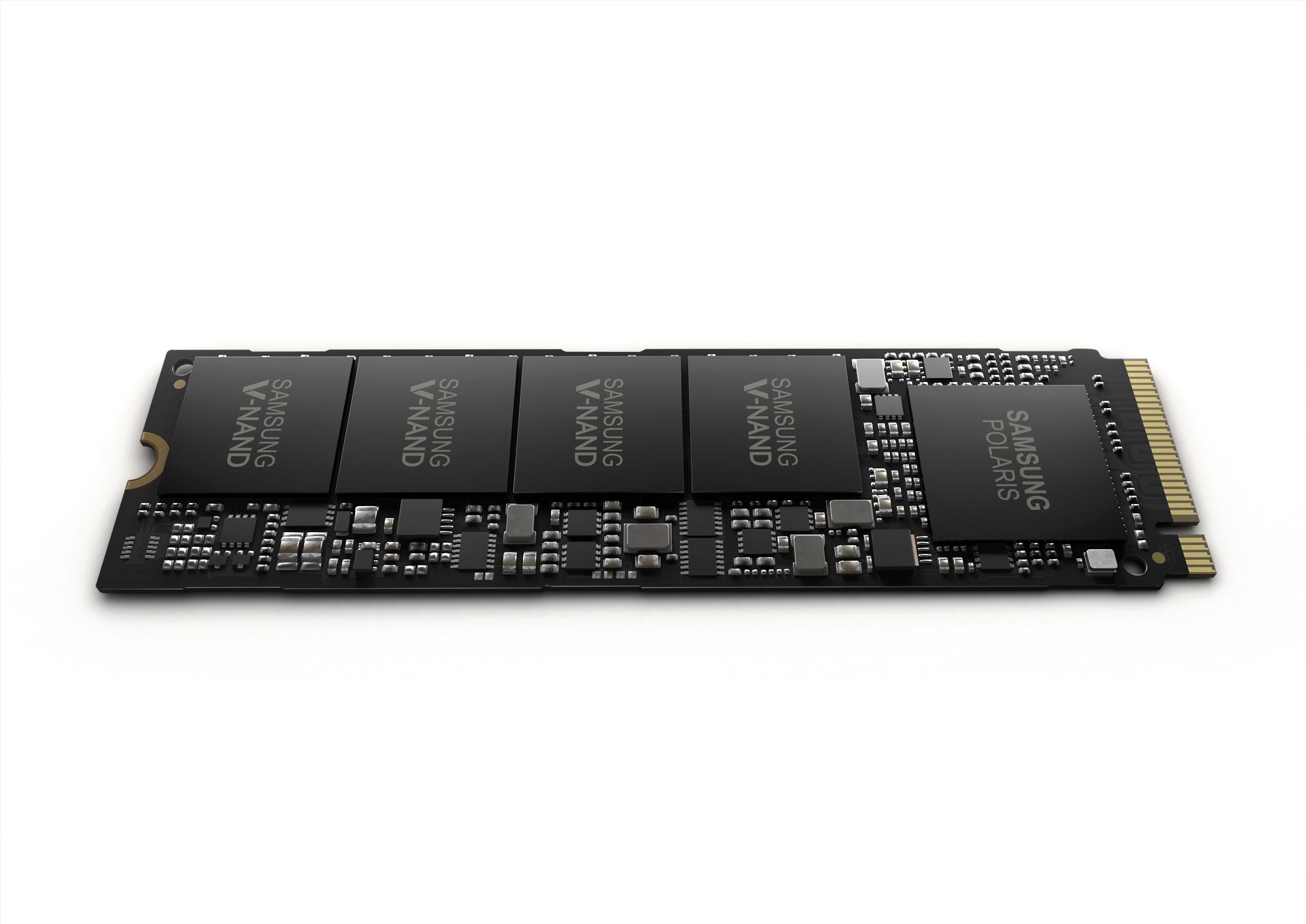 三星SSD960PRO 精巧图赏