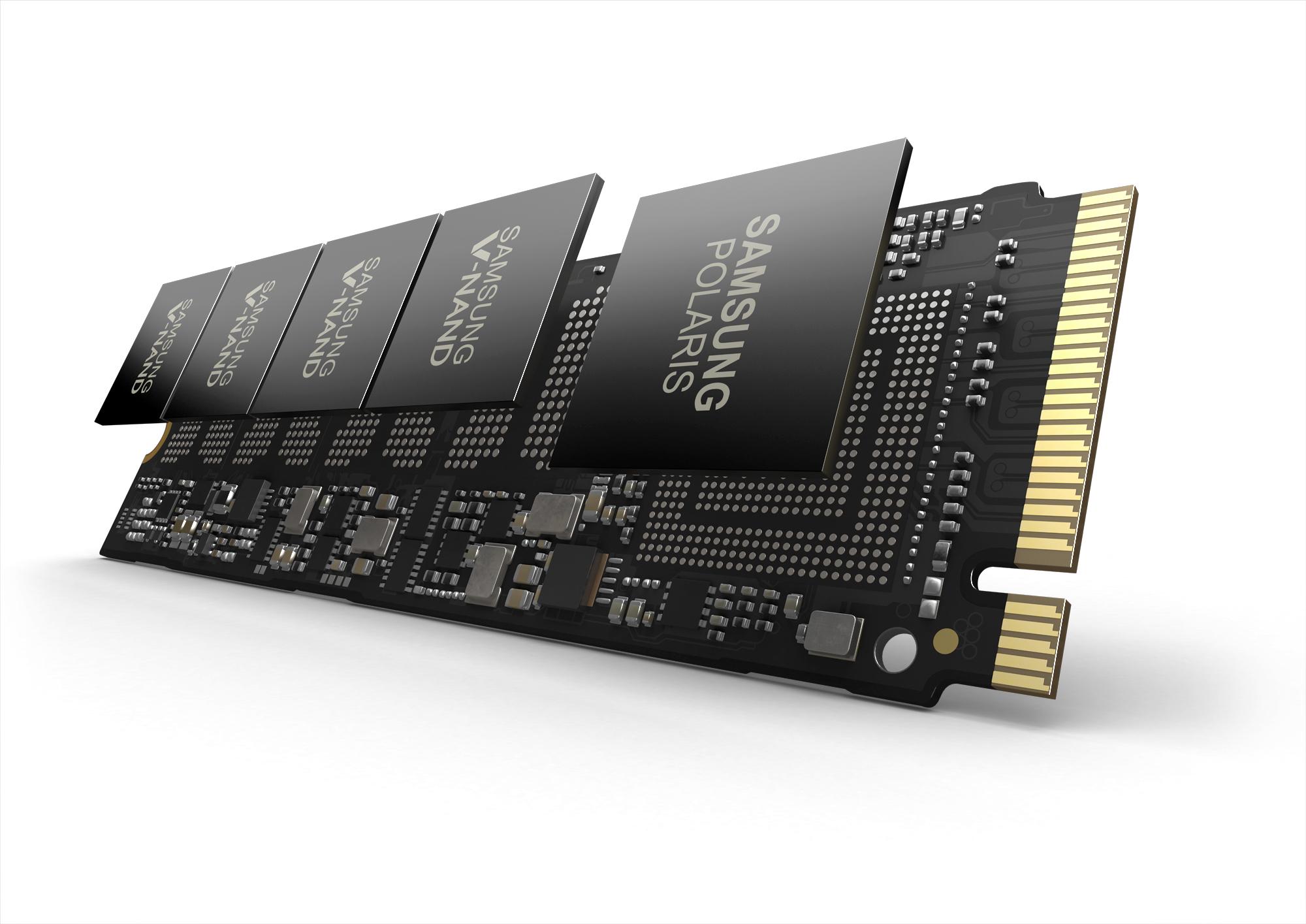 三星SSD960PRO 图赏