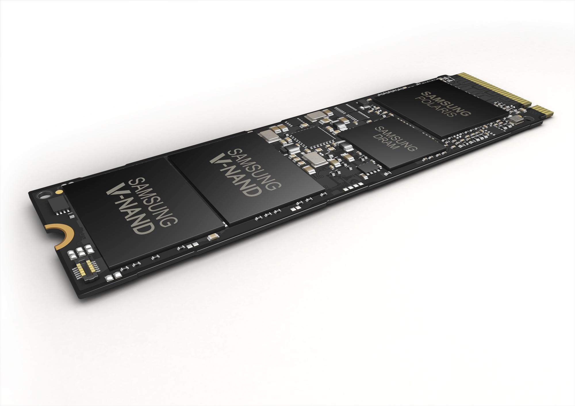 三星SSD960EVO 图赏