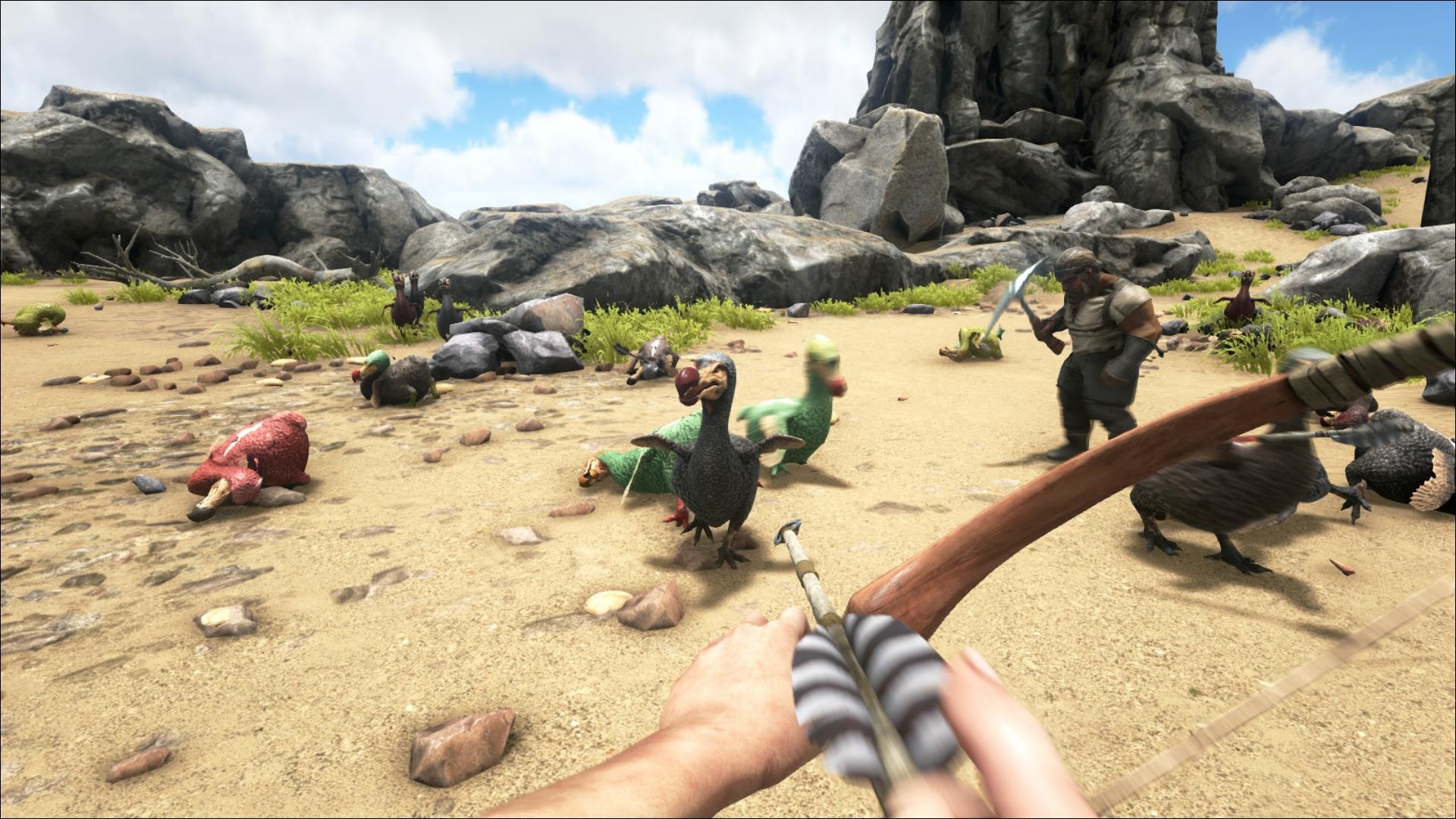 《方舟:生存进化》截图