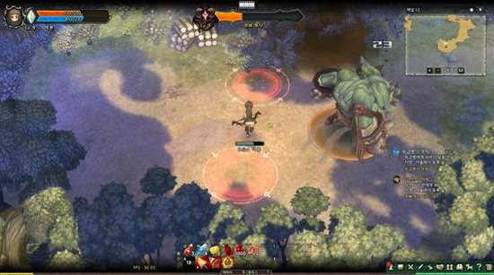 《救世之树》游戏截图