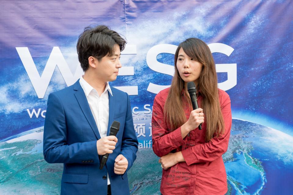 WESG中国区预选赛 上海站现场(一)