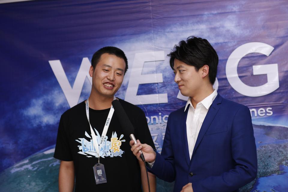 WESG中国区预选赛 长沙站现场(一)